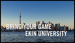 Nike Bring Your Game - Ekin University