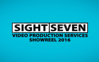 New 2016 Sight Seven Video Productions Show Reel
