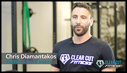 Clear Cut Fitness Promo Video